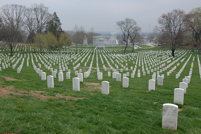 050407 2749 USA - Washington DC - Arlington Cemetery _D _E _N ~E ~L