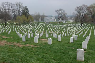 050407 2749 USA - Washington DC - Arlington Cemetery _D _E _N ~E ~L