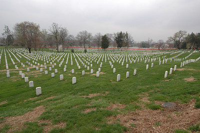 050407 2746 USA - Washington DC - Arlington Cemetery _D _E _N ~E ~L