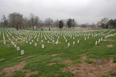 050407 2746 USA - Washington DC - Arlington Cemetery _D _E _N ~E ~L