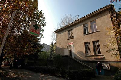 041113 0704 Georgia - Tbilisi Narcological Institute - Green Cross _A _E ~E ~L