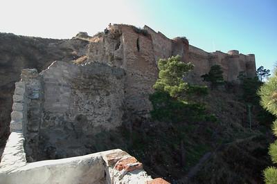 041119 1287 Georgia - Tbilisi - Church on the hill _C _E _H _N ~E ~L