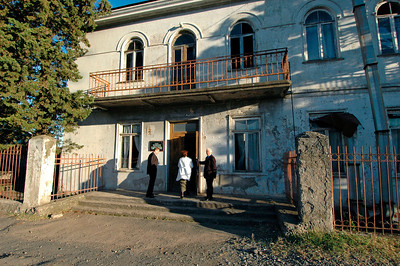 041115 0960 Georgia - Batumi - Ajar Regional Vet Lab _D _E _H ~E ~L