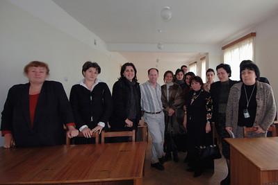 041116 1140 Georgia - Kutaisi Public Health Center Human EMS JRD Training David _D _E _H ~E ~L