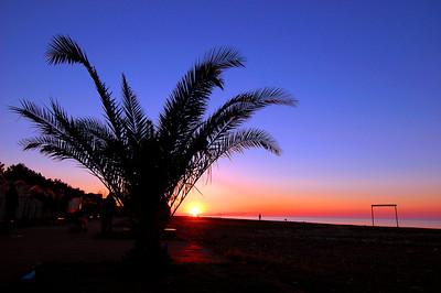 041114 0906 Georgia - Batumi Sunset _D _E _I ~E ~L
