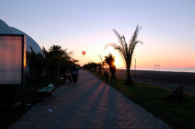 041114 0898 Georgia - Batumi Sunset _D _E _I ~E ~L