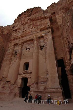 060104 0931 Jordan - Petra - Yulia and David _E _F _N ~E ~L