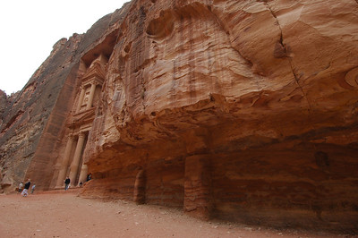 060104 1078 Jordan - Petra - Yulia and David _E _F _N ~E ~L