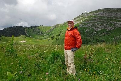 070626 7051 Switzerland - Geneva - Downtown Hiking Nyon David _E _L ~E ~L