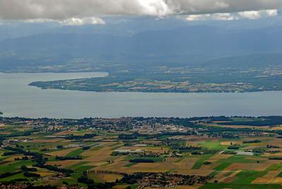 070626 7100 Switzerland - Geneva - Downtown Hiking Nyon David _E _L ~E ~L