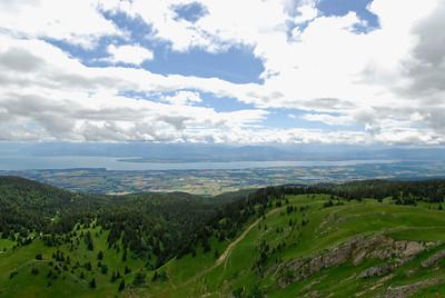 070626 7106 Switzerland - Geneva - Downtown Hiking Nyon David _E _L ~E ~L