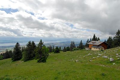 070626 7039 Switzerland - Geneva - Downtown Hiking Nyon David _E _L ~E ~L