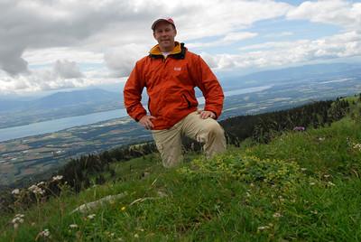 070626 7095 Switzerland - Geneva - Downtown Hiking Nyon David _E _L ~E ~L