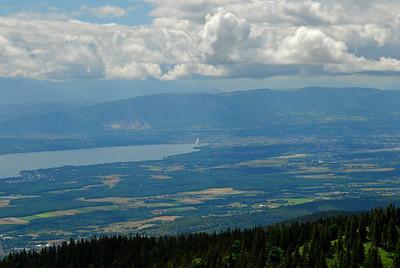 070626 7098 Switzerland - Geneva - Downtown Hiking Nyon David _E _L ~E ~L