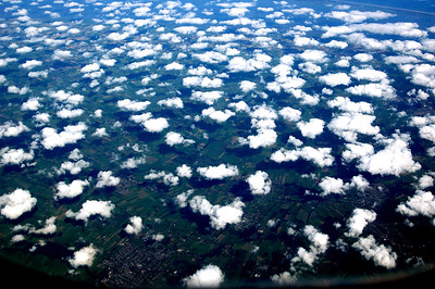 040727 0002 Russia - Flight to Moscow - clouds 2 _J ~E ~L