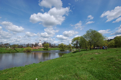 050515 4111 Russia - Moscow - Hiking by River _E _I _O ~E ~L