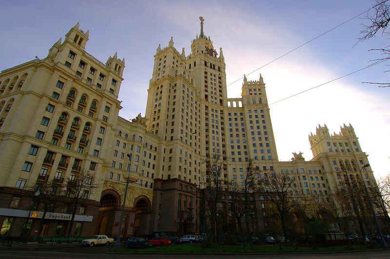 041106 0563 Russia - Moscow Kotelnichskaya House _H ~E ~L