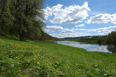 050515 4146 Russia - Moscow - Hiking by River _E _I _O ~E ~L