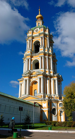 041002 0352 Moscow - Historic Tour with Sergey Ivan the terrible Monestary _C _H _N ~E ~P