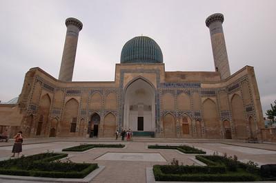 050425 3299 Uzbekistan - Samarkand - Gur Emir Mausoleum _D _E _H _N ~E ~L