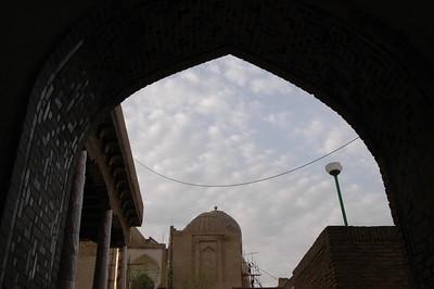 050426 3515 Uzbekistan - Samarkand - Shakhi Zinda Ensemble _D _H _N ~E ~L