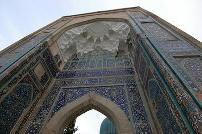 050425 3295 Uzbekistan - Samarkand - Gur Emir Mausoleum _D _E _H _N ~E ~L