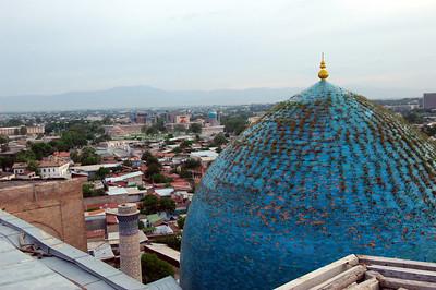 050425 3382 Uzbekistan - Samarkand - Bibi Honim Mosque _D _E _H _N ~E ~L