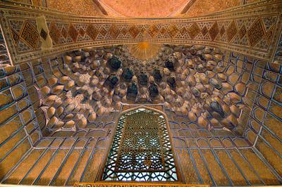 050425 3320 Uzbekistan - Samarkand - Gur Emir Mausoleum _D _E _H _N ~E ~L