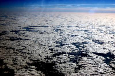 041020 0463 Uzbekistan - Flight to Tashkent clouds _D _E _I ~E ~L