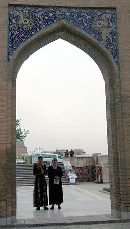 050425 3300 Uzbekistan - Samarkand - Gur Emir Mausoleum _D _E _H _N ~E ~P