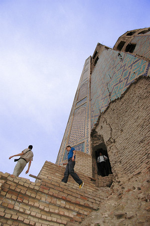 050425 3418 Uzbekistan - Samarkand - Bibi Honim Mosque _D _E _H _N ~E ~P
