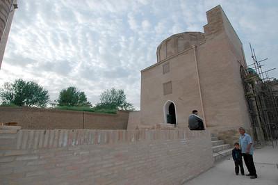 050426 3542 Uzbekistan - Samarkand - Shakhi Zinda Ensemble _D _H _N ~E ~L