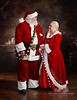 Mrs and Santa Clause