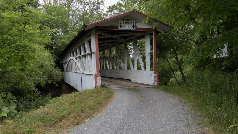 Turner's Covered Bridge.
