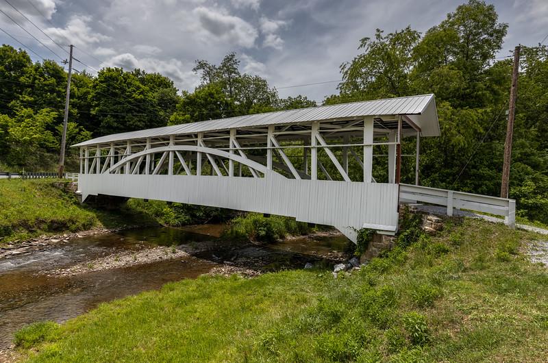 Bowser Covered Bridge