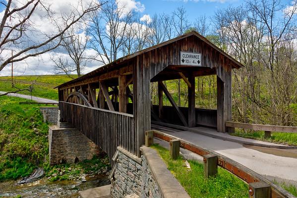 Knapps Covered Bridge