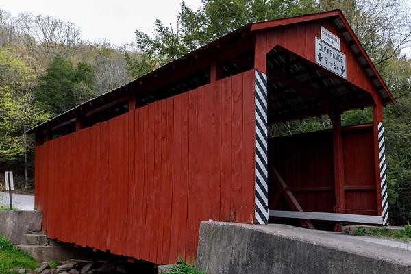 Creasyville Covered Bridge