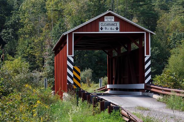 Kramer Covered Bridge