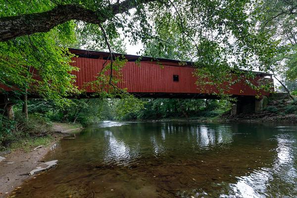 Stillwater Covered Bridge