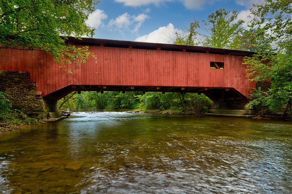 Wanich Covered Bridge