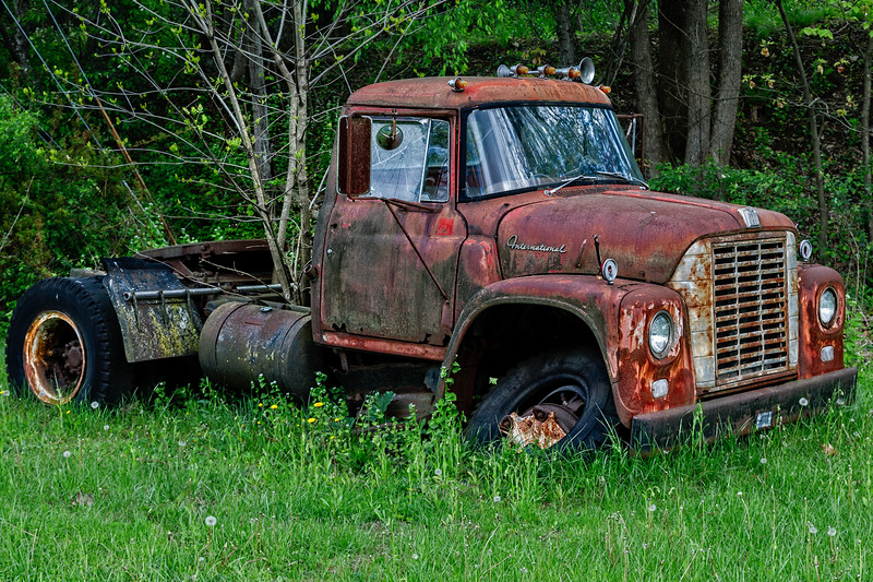 Old Truck