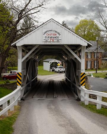 Carmichaels Covered Bridge