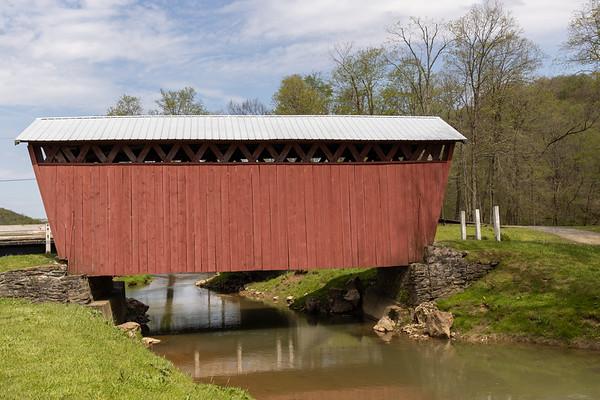 Trusel Covered Bridge 2