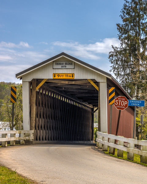 Thomas Covered Bridge 5