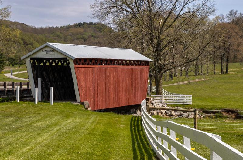 Harmon's Covered Bridge 1