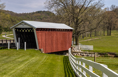 Harmon's Covered Bridge 1