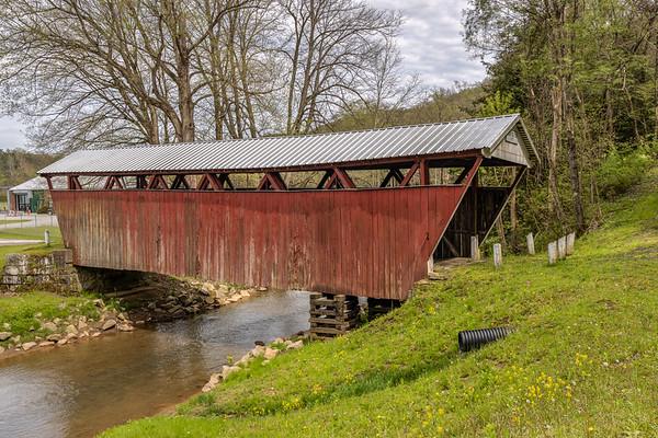Kintersburg Covered Bridge 4