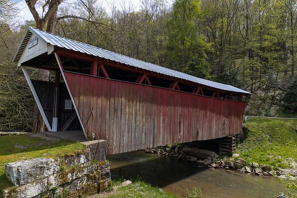 Kintersburg Covered Bridge 1