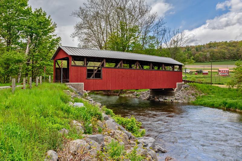 Frazier Covered Bridge