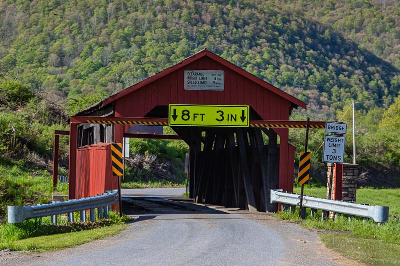 Buttonwood Covered Bridge